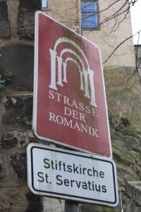 Straße der Romanik oder Straße der Romantik oder beides?