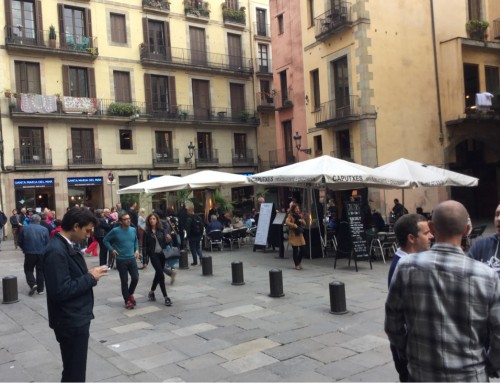 Barcelona: Sechzehn Stunden