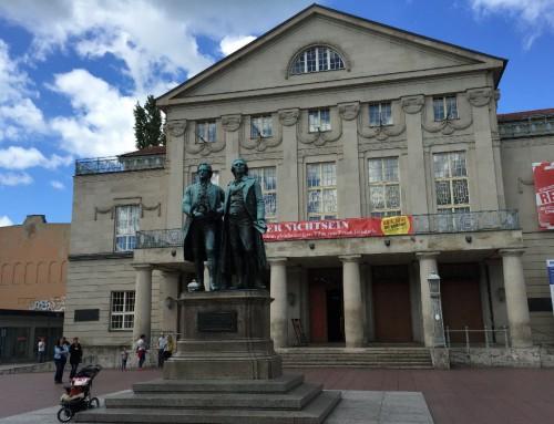 Was gelernt in Weimar