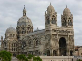 Marseille - die Kathedrale