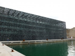 Museum in Marseille: MuCEM