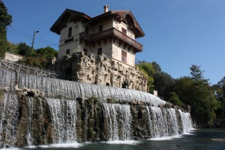 Wasserfall in Nizza